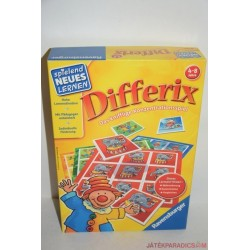 Differix,Egyforma?...nem egyforma! társasjáték