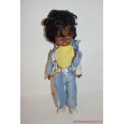Retro színesbőrű játékbaba