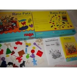 Haba 4566 Ratz Fatz  Vigyázz és csapj le rá! társasjáték