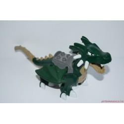 Lego Duplo zöld  sárkány
