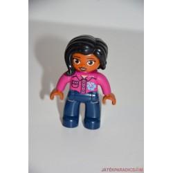 Lego Duplo virágárus nő