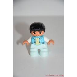 Lego Duplo fekete hajú kisfiú
