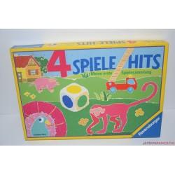 4 Spiele Hits 4 első társasjátékom