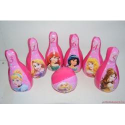 Disney hercegnők Bowling foglalkoztató játék