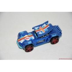 Kék kis sportkocsi