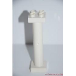 Lego Duplo magas fehér oszlop
