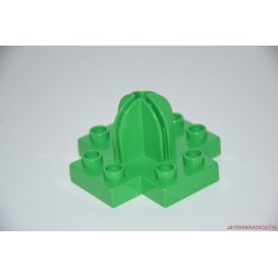 Lego Duplo zöld talpas elem