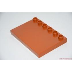 Lego Duplo barna tető