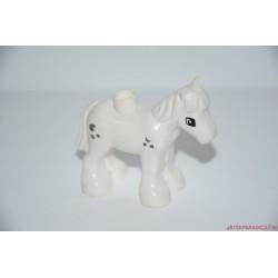 Lego Duplo fehér lovacska