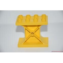 Lego Duplo kis sárga talpfa