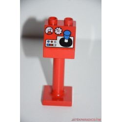 Lego Duplo piros tábla