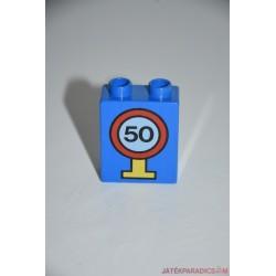 Lego Duplo sebességkorlátozó képes elem