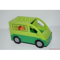 Lego Duplo zöldségszállító teherautó