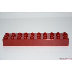 Lego Duplo hosszú zöld elem 10-es
