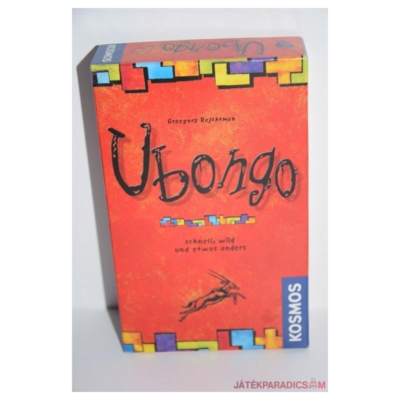 Ubongo taktikai társasjáték