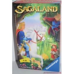 Sagaland Fantáziaország kis társasjáték