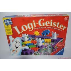Logi-Geister Szellemvasút társasjáték