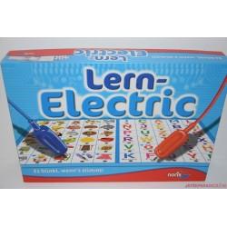 Lern-Electric párosító társasjáték
