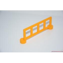 Lego Duplo narancssárga kerítés