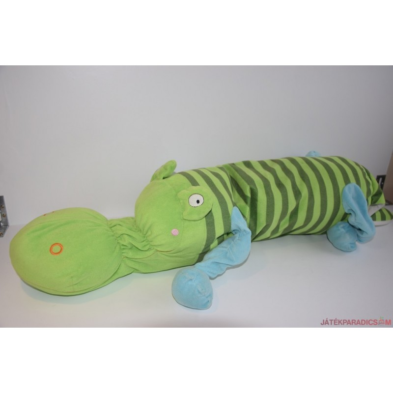 IKEA hosszú plüss krokodil
