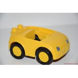 Lego Duplo sárga kis autó
