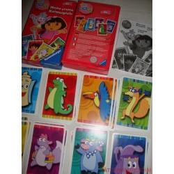 Dora - Első memoria kártyajátékom
