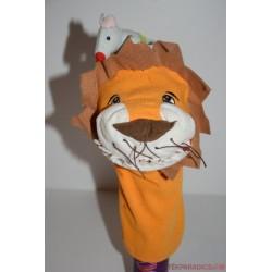 IKEA KLAPPAR CIRKUS oroszlán plüss báb