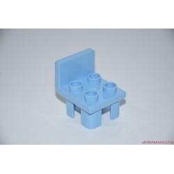 Lego Duplo világoskék szék