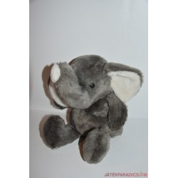 Elefánt plüss báb