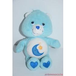 CARE BEARS Gondos bocsok kék holdas maci plüss