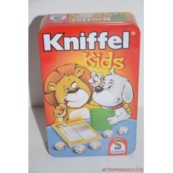 Kniffel KIDS fém dobozos társasjáték