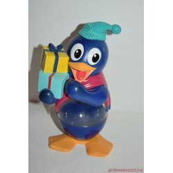 Pingvin Smarties cukorkatartó