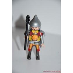 Playmobil  középkori katona buzogánnyal