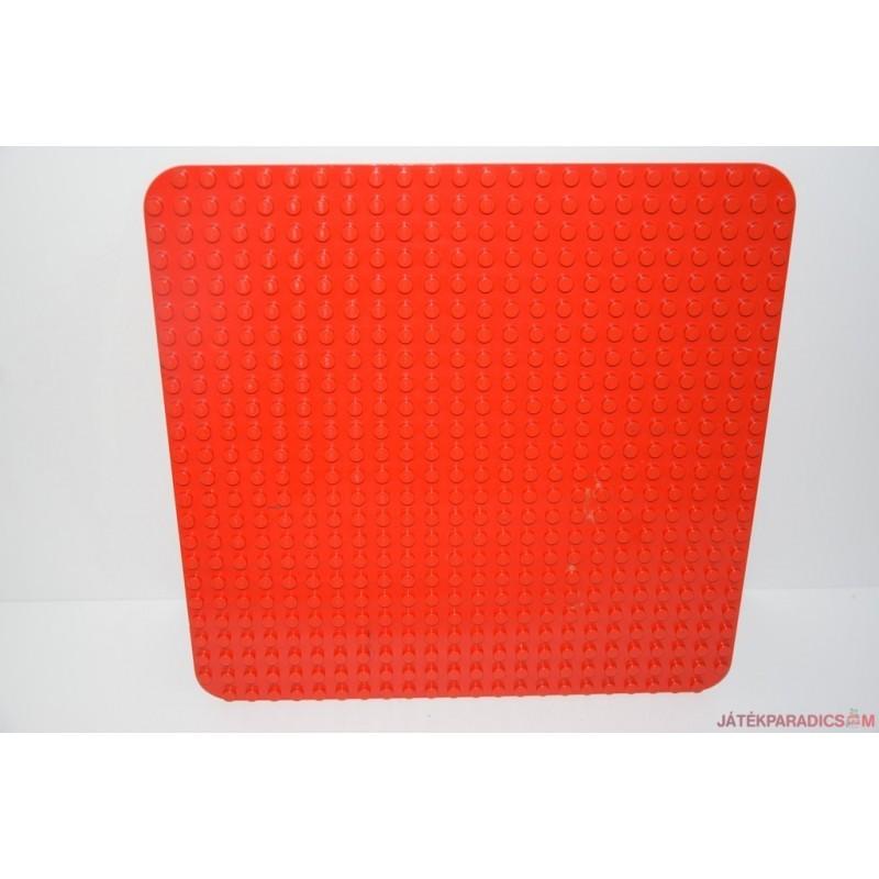 Lego Duplo nagy piros alaplap