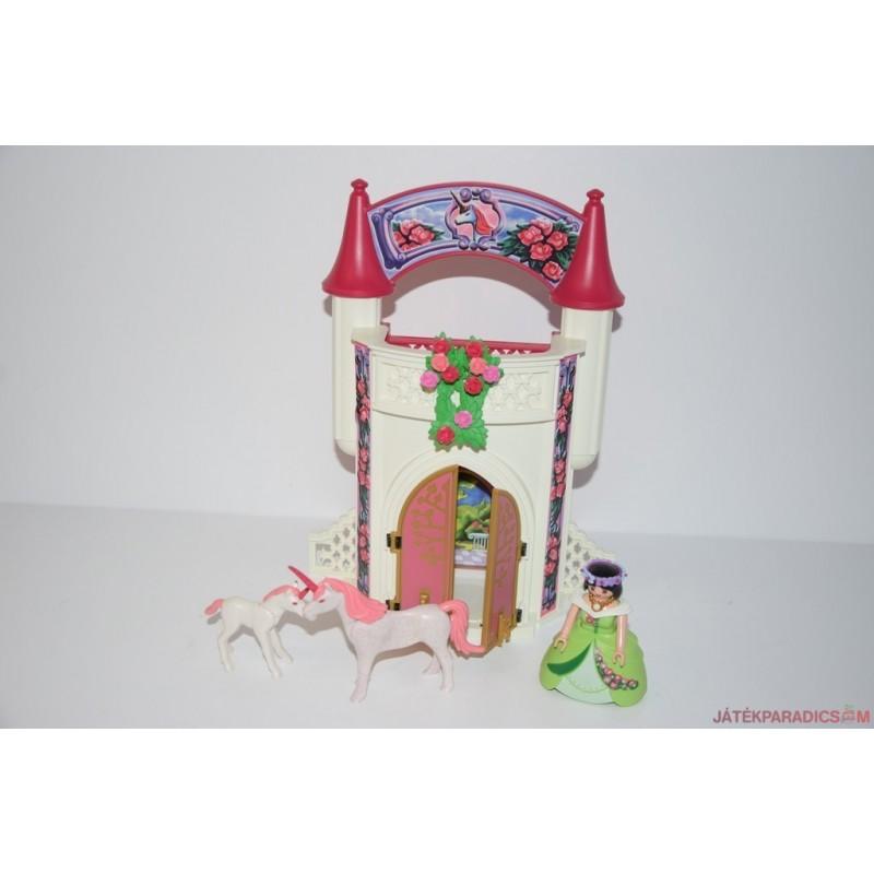 Playmobil hercegnő kastélyban készlet V/29