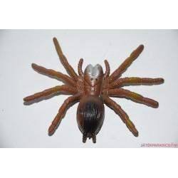 Különleges pók gumifigura