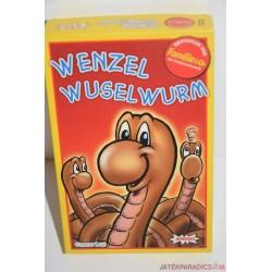 Wenzel Wuselwurm Kígyótekergetés társasjáték