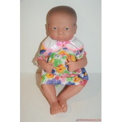 Élethű újszülött kislány baba