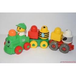 Lego Primo vonatkészlet csörgős elemekkel Z