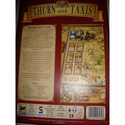 Turn und Taxis társasjáték