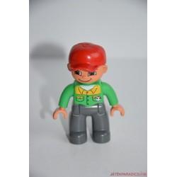 Lego Duplo baseball sapkás focibíró