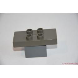 Lego Duplo építhető szürke asztal