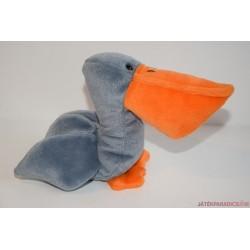 Puha plüss pelikán gödény