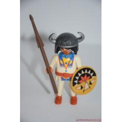 Playmobil indián férfi dárdával