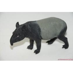 Maláj tapír gumifigura különlegesség
