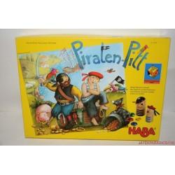 Haba 4174 Piraten Pitt  Kalóz Karcsi társasjáték