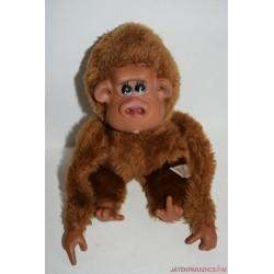 Vintage cumizós különleges plüss Monchhichi moncsicsi majom