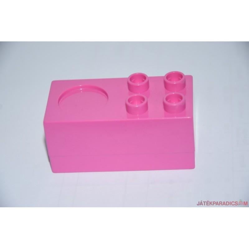 Lego Duplo rózsaszín tűzhely