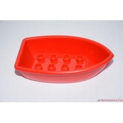 Lego Duplo piros csónak