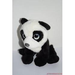 Plüss panda maci